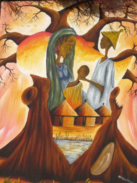 Trust and Art Work in Senegal