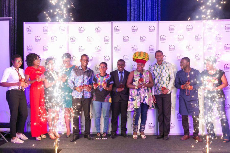 Ghana Blogging & Social Media Awards 2016 Winners
