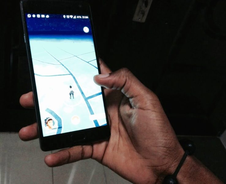 Pokémon Go has quickly caught on in Accra and other major African cities