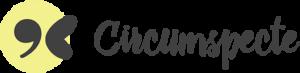 Circumspecte logo - Web 530 x 129 - Color [use-on-light-or-white-bgs] F