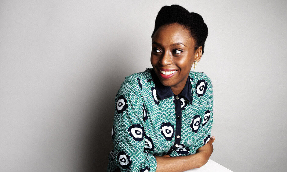 Chimamanda Ngozi Adichie, Nigerian author of Americanah and Half of a Yellow Sun