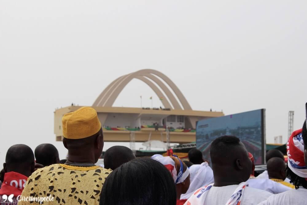 Ghana Ghana President Inauguration Akufo-Addo Bawumia Circumspecte Akufo-Addo Bawumia Circumspecte
