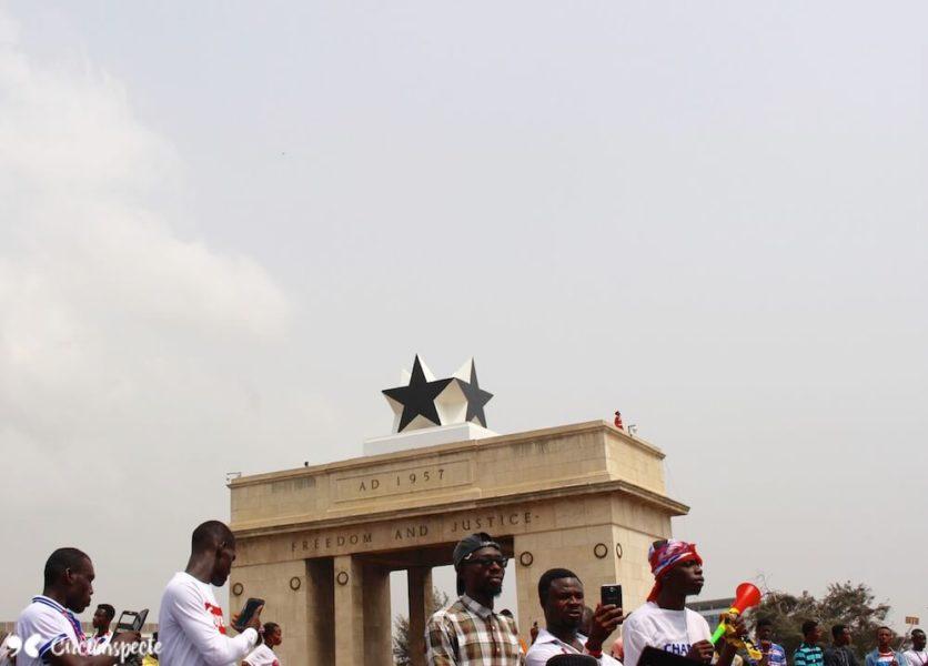 Ghana President Inauguration Akufo-Addo Bawumia Circumspecte