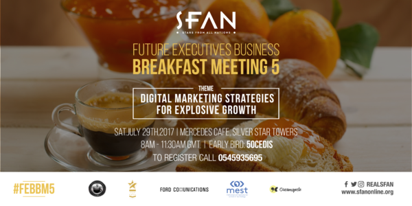 Future Executives Breakfast Meeting 5