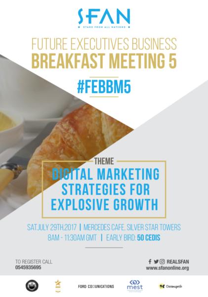 Future Executives Breakfast Meeting 5 - 2