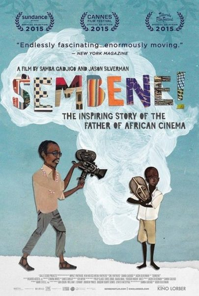 Screening of award-winning film Sembene! by Samba Gadjigo