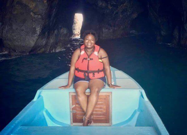 Sao Tome and Principe - Erica Daniel