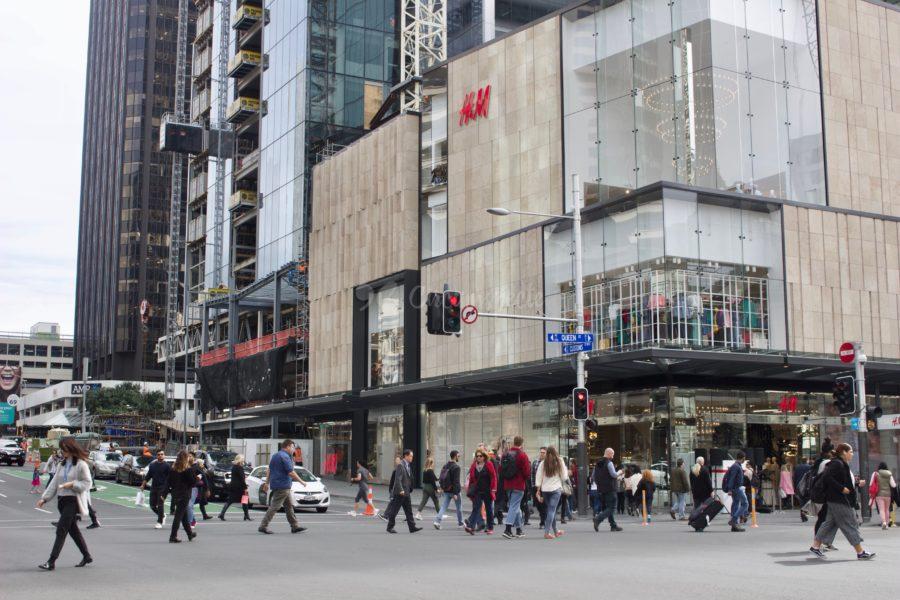Urban Life in New Zealand