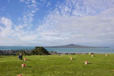 View from Devonport, New Zealand